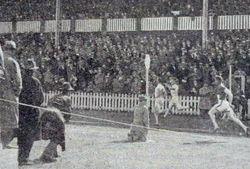 200 Meter - 1920 Olympics