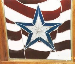 Stars and Stripes Panel