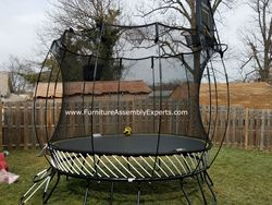 springfree trampoline removal service in accokeek Maryland