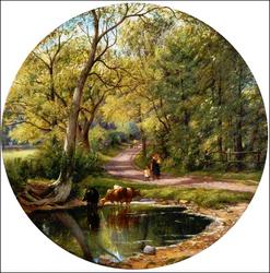 Handsworth Wood. 1856.