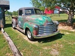 56. 51 Chevy pickup