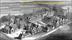 Birmingham Workhouse, 1852.