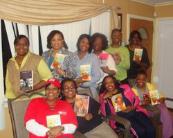 Shared Thoughts reads Donna Hill