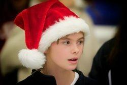 Cast member Ally Garven