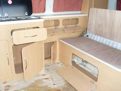 VW T2 New Design Interior