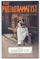 1921 PHOTO DRAMATIST