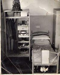 Locker & Bed