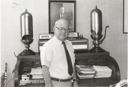 Jim Self- President of Greenwood Mills
