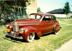 1940 Combination Coupe 107