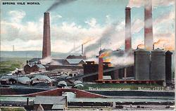 Bilston Iron Works.