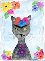 Frida Cat