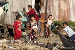 Kids in Kampung Baru