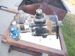 Challenger 75C Charge Pump