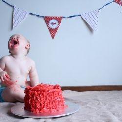 Funny Cake Smash