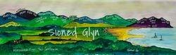 Mynyddoedd Eryri:Tua'r Gorllewin