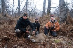 Keith Peter and his Blacktail