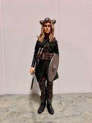 Viking Queen by Rosemarie