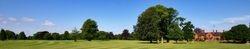 Handcross Park school panorama