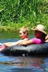 Tubing Te Waihou