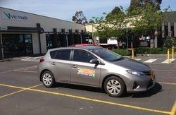 Driving School Tullamarine - Toyota Corolla Hatch - Automatic Transmission