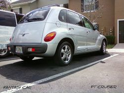 Steve G.----------Chrysler PT Cruiser