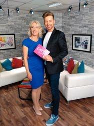 Monica Price & Jordan Adams CuppaTV at Big Centre TV