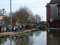 Towncentre lock