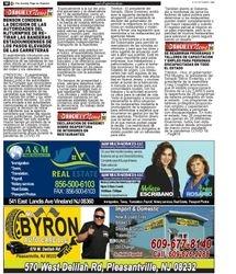 16 1 La Pagina Social / The Society Page en Espanol
