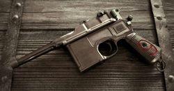 """1896 Mauser Bolo """"Red 9"""""""