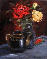 Amelias Tea Pot