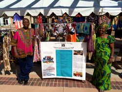 SELLING AT THE BLACK EXPO IN 2014