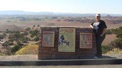 Me in the Wild Horse Range!