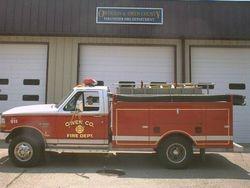 9924 County Brush Truck