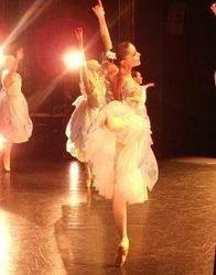 Elle Hart Hong Kong Ballet Co. Artistic Director QCYB