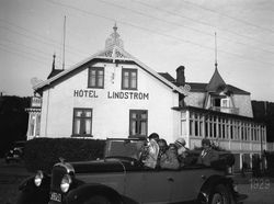 Hotell Lindstrom 1929