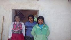 My Host Family on Amantani Island
