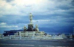 371 Across Messina Straights to Italy