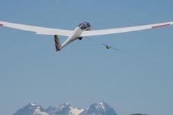 Glider Winch Launch