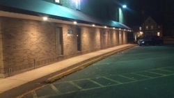 Outdoor LED Lighting for a Dr.'s Office