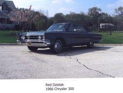 Red Dzielak's 1966 Chrysler 300