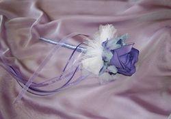 Flower Girl Wand  #F315