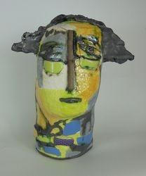 Mary Jones Ceramics. I smashed it! SOLD