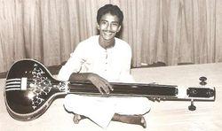 Young Ustad Rashid Khan