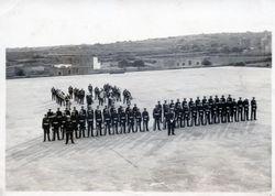 B Troop 40 Cdo Malta 1957