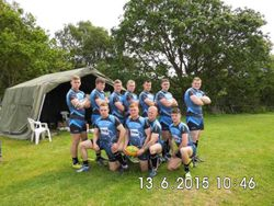 40 Commando RM Rugby 7s