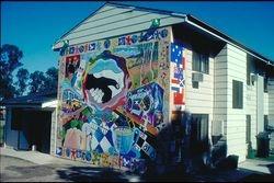 Grecaedes Cottage Mural, Mt. Gravatt, N.S.W.