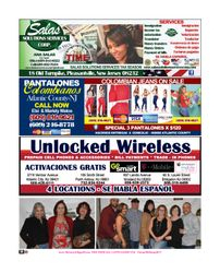 Salas Solutions Services Corp /Pantalones Colombianos / Unlocked Wireless