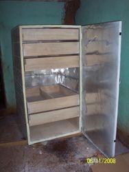 Wood shelves cont.