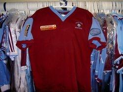 Paul Goddard's worn London Masters shirt