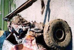 Dad's 03 car